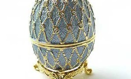 Unique Easter Gifts: Faberge Style Eggs