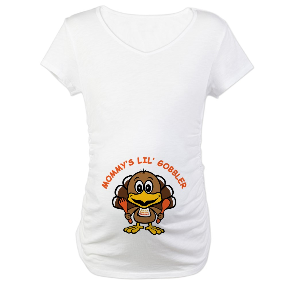 Funny Maternity Shirts for Thanksgiving