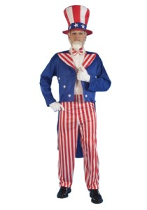 Patriotic Costumes for July 4th