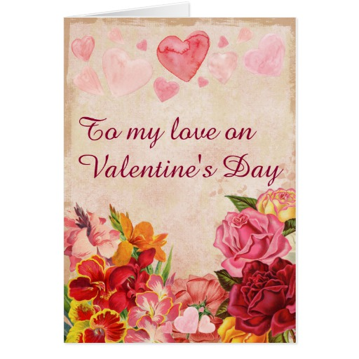 Create Unique Valentine's Day Gifts with Personalized Cards from Zazzle